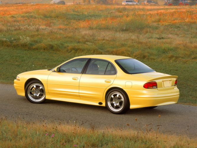 2000 Oldsmobile Intrigue tuning f wallpaper