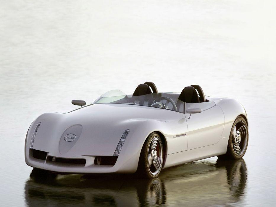 2002 Toyota FXS Concept supercar supercars g wallpaper