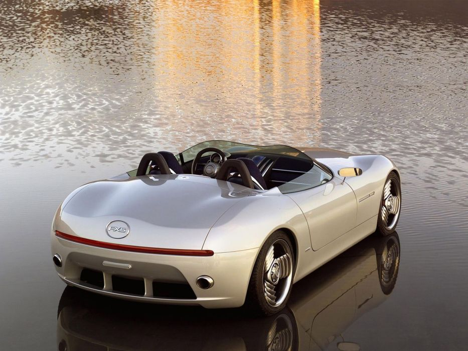 2002 Toyota FXS Concept supercar supercars reflection  g wallpaper
