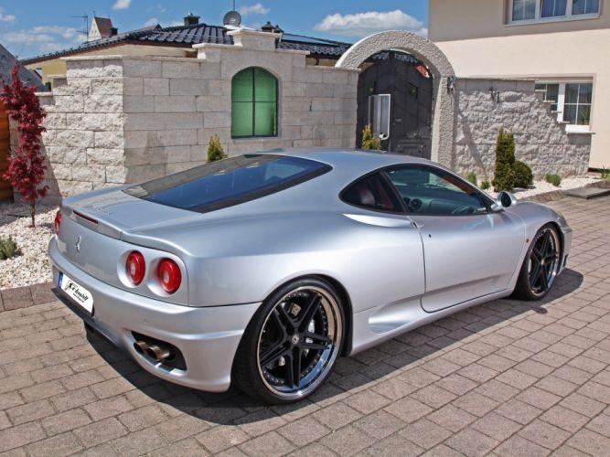 2005 Ferrari 360 supercar supercars f wallpaper