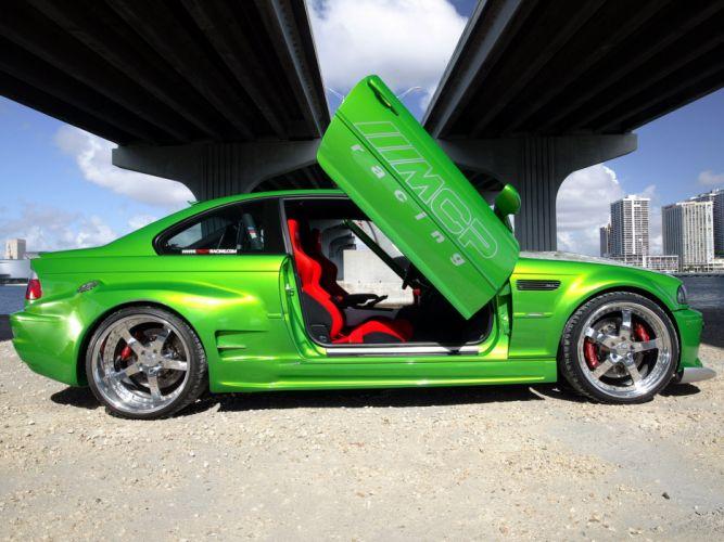 2005 MCP-Racing BMW M-3 Hulk E46 tuning f wallpaper