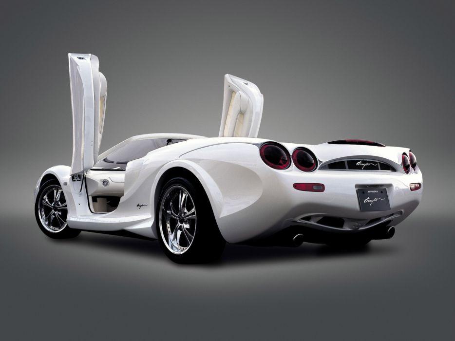 2005 Mitsuoka Orochi Nude-Top supercar supercars f wallpaper