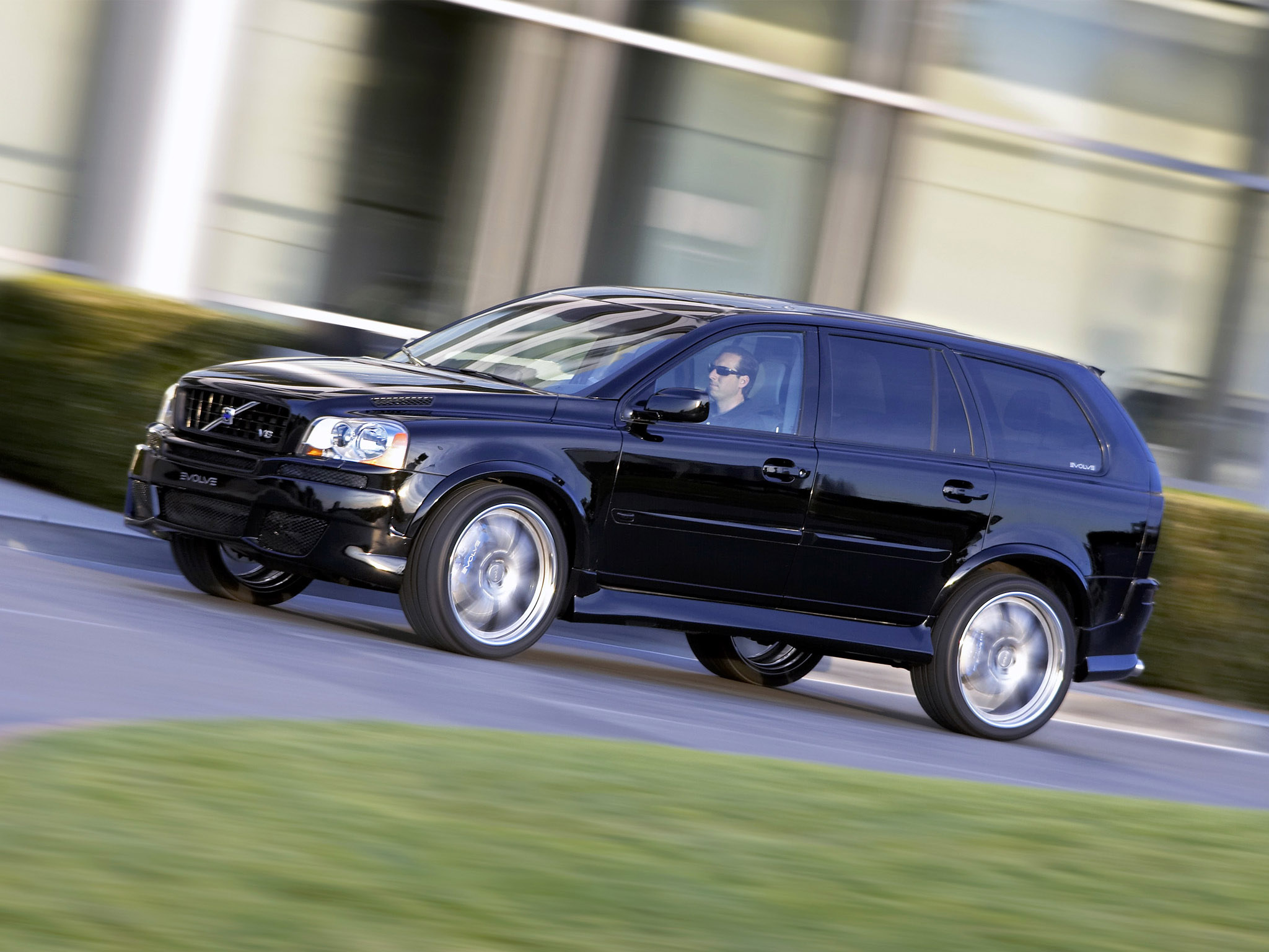 2006 evolve volvo xc90 v 8 suv tuning f wallpaper. Black Bedroom Furniture Sets. Home Design Ideas