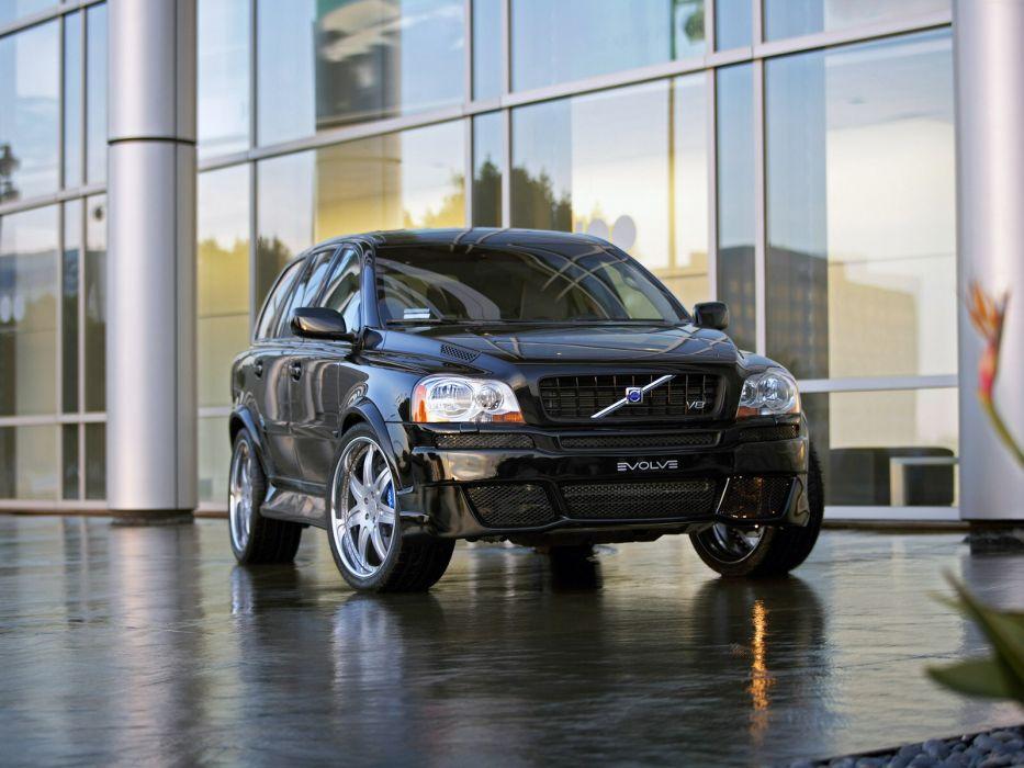 2006 Evolve Volvo XC90 V-8 suv tuning    d wallpaper