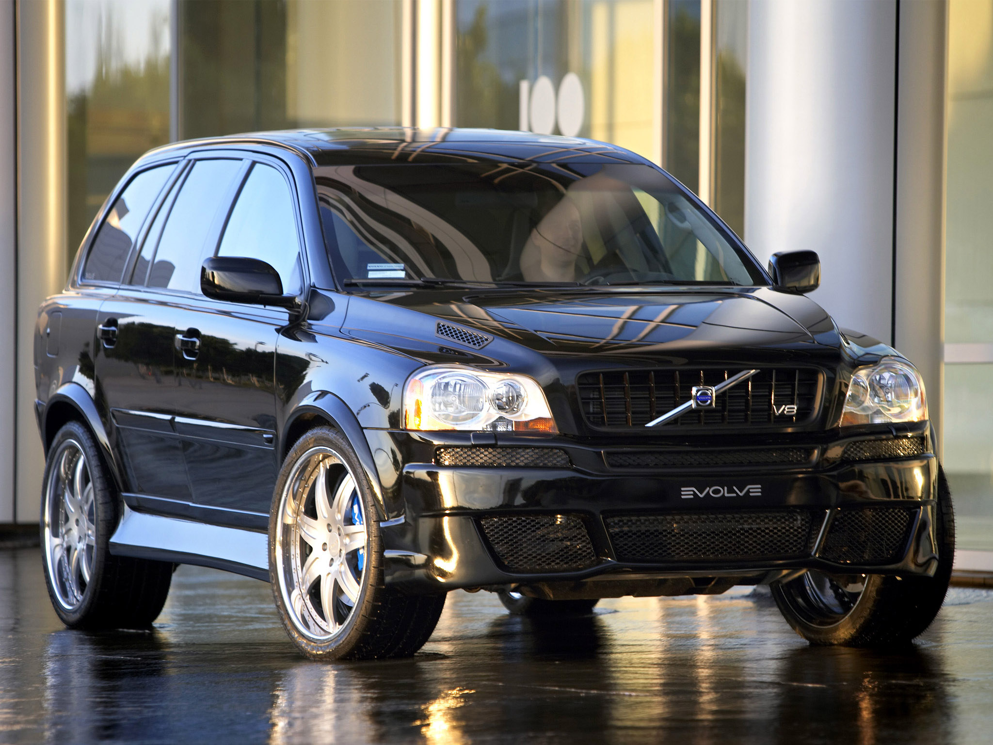 2006 evolve volvo xc90 v 8 suv tuning d wallpaper. Black Bedroom Furniture Sets. Home Design Ideas
