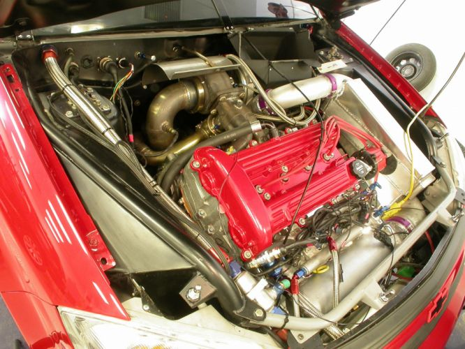 2006 SO-CAL Chevrolet Cobalt S-S tuning racing race dragsalt engine engines d wallpaper