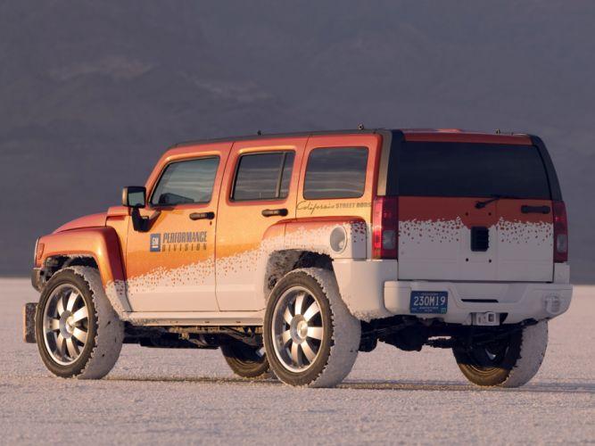 2006 SO-CAL Hummer H-3 tuning suv 4x4 salt offroad f wallpaper