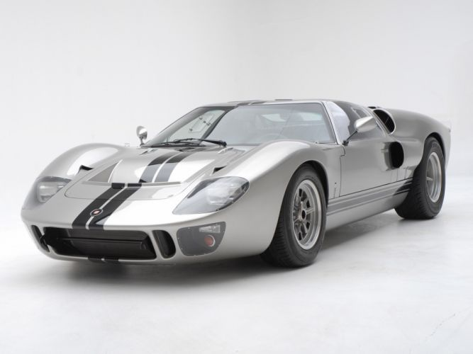 2006 Superformance Ford GT40 supercar supercars wallpaper