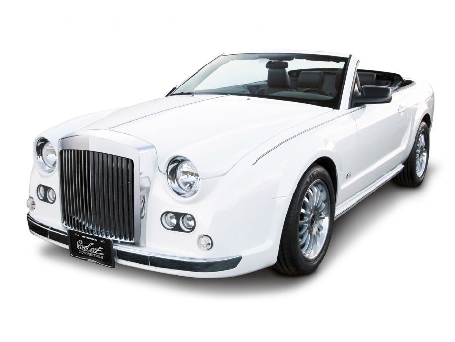 2007 Mitsuoka Galue Convertible luxury wallpaper