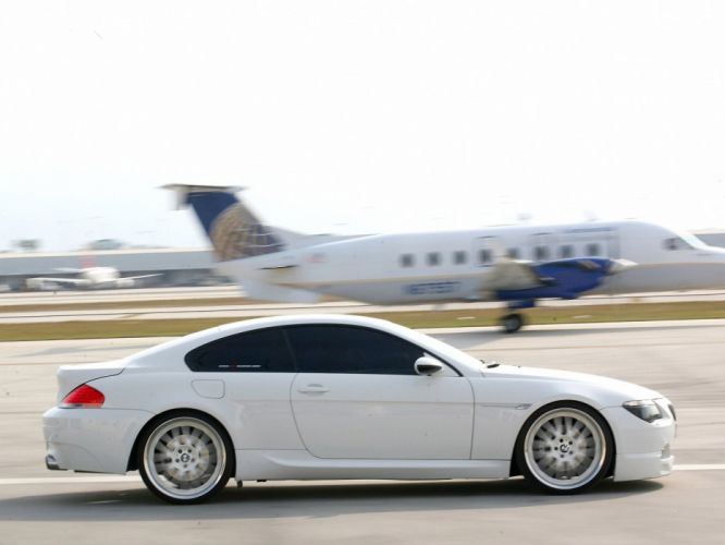 2008 MCP-Racing BMW 6-Series Coupe E63 tuning f wallpaper