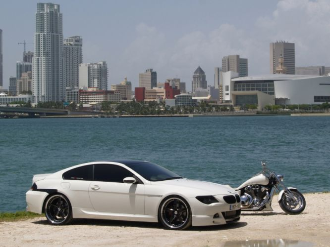 2008 MCP-Racing BMW 6-Series Coupe E63 tuning d wallpaper
