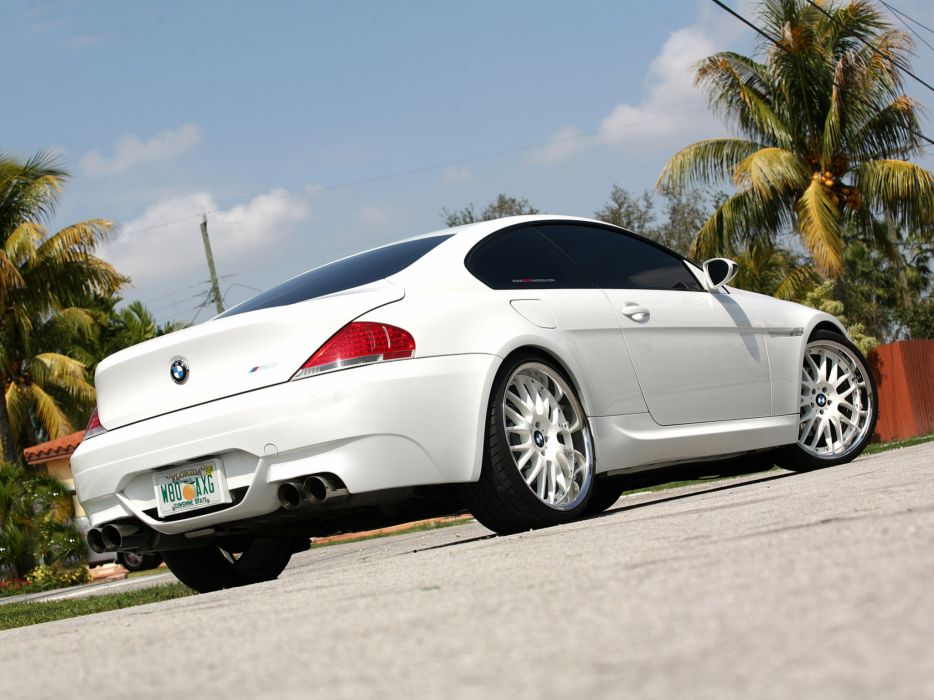 2008 MCP-Racing BMW 6-Series Coupe E63 tuning  y wallpaper