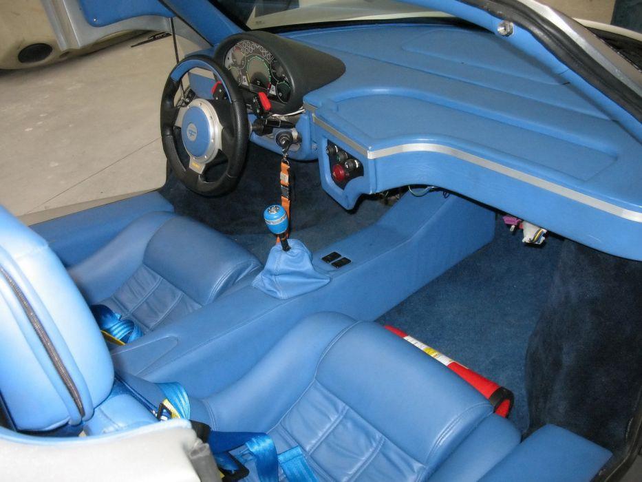 2009 Covini C6W spider supercar supercars interior wallpaper