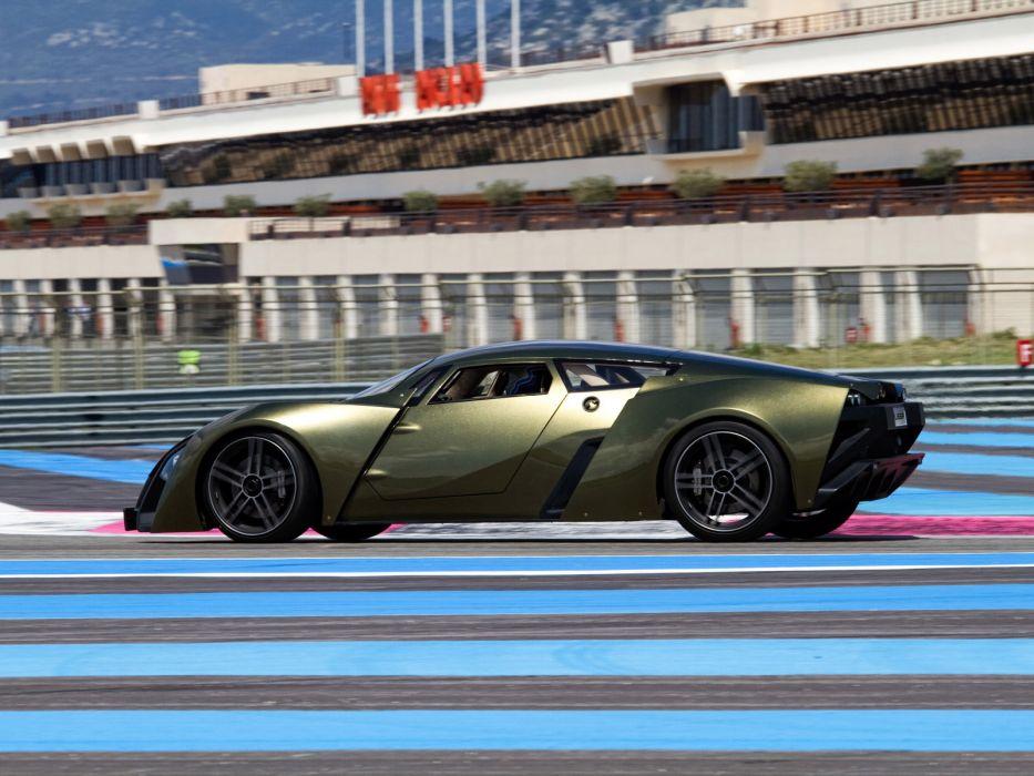 2009 Marussia B2 supercar supercars b-2       g wallpaper