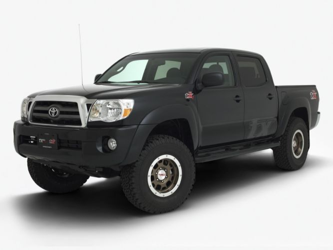 2009 Toyota Tacoma TX truck 4x4 wallpaper
