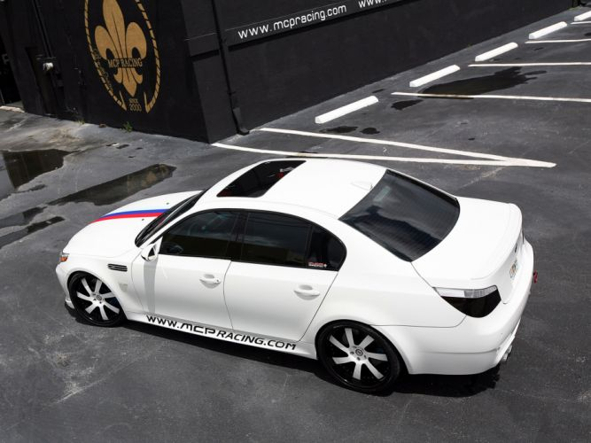 2010 MCP-Racing BMW M5 Sedan E60 m-5 tuning d wallpaper