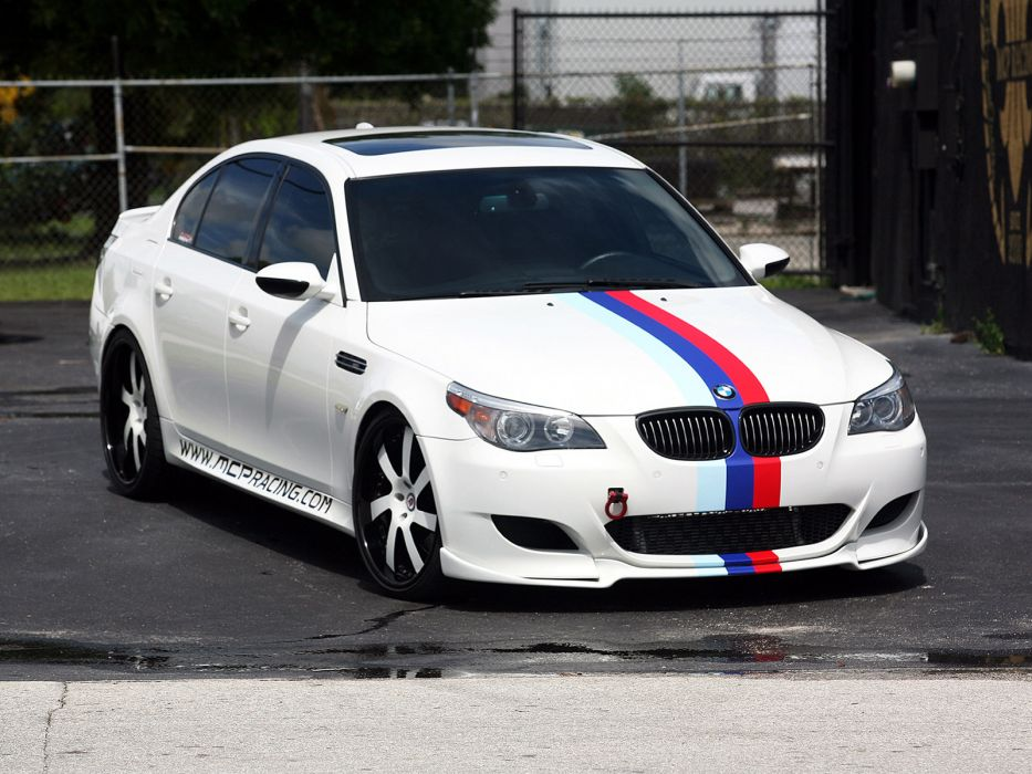 2010 MCP-Racing BMW M5 Sedan E60 m-5 tuning   s wallpaper