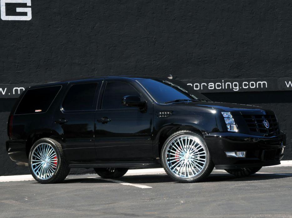 2010 MCP-Racing Cadillac Escalade suv tuning luxury wheel wheels     f wallpaper