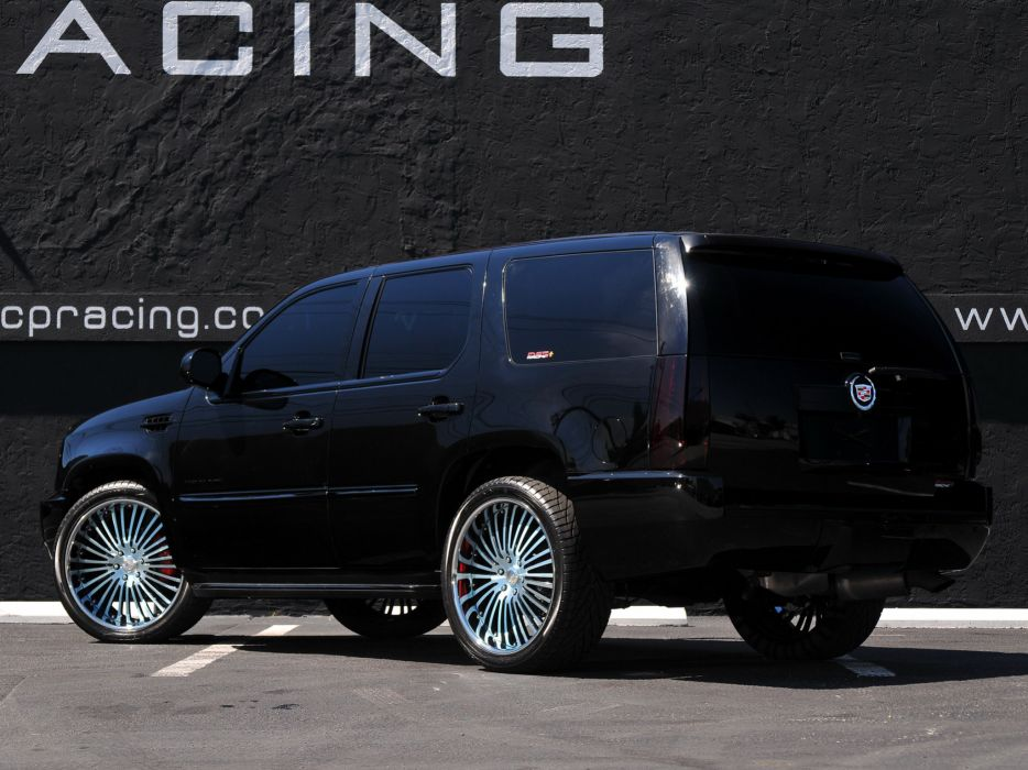 2010 MCP-Racing Cadillac Escalade suv tuning luxury wheel wheels   d wallpaper