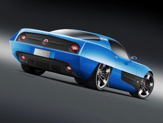 2011 Endora SC-1 supercar supercars concept g wallpaper