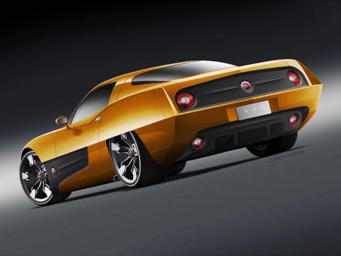 2011 Endora SC-1 supercar supercars concept g wallpaper