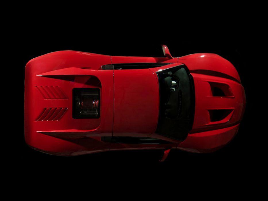 2012 Falcon Motor Sports F-7 supercar supercars engine engines wallpaper