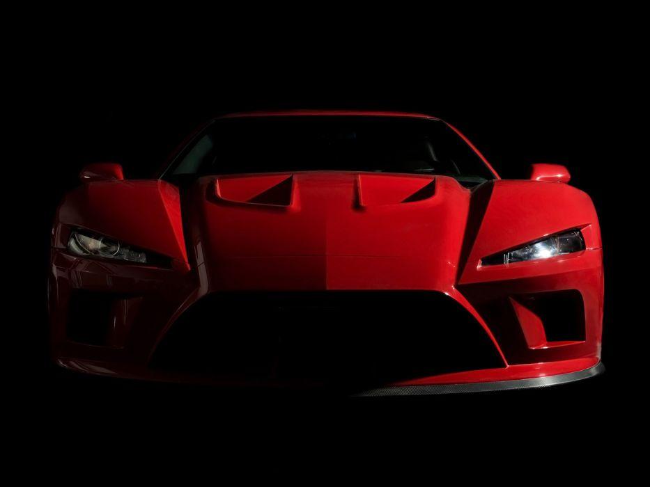 2012 Falcon Motor Sports F-7 supercar supercars wallpaper