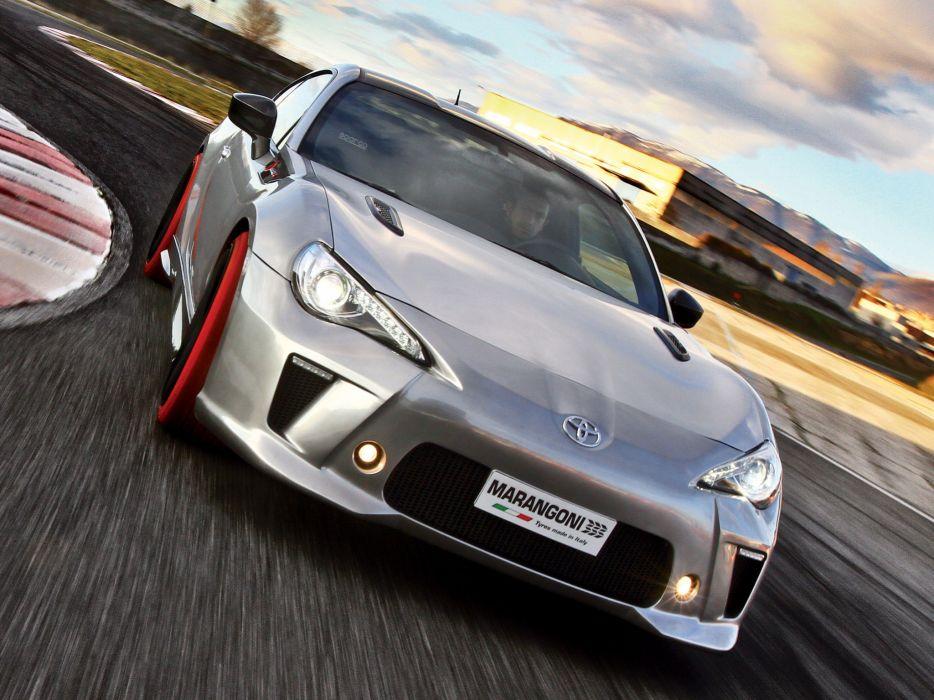 2012 Toyota GT86 R Marangoni Eco Explorer tuning gt86   f wallpaper