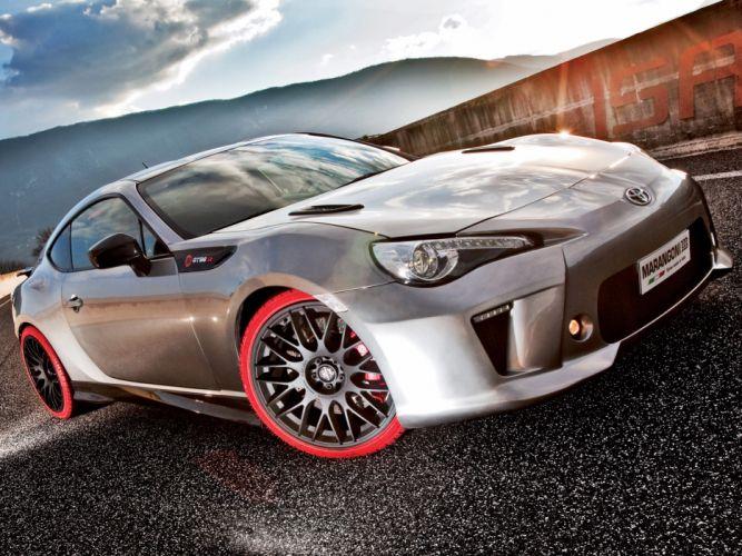 2012 Toyota GT86 R Marangoni Eco Explorer tuning gt86 wallpaper