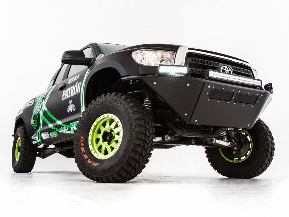 2012 Toyota Tundra Pre-Runner truck offroad 4x4 race racing   r wallpaper