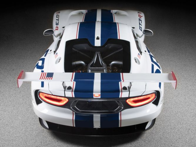 2013 Dodge SRT Viper GT3-R supercar supercars gt3 engine engines wallpaper