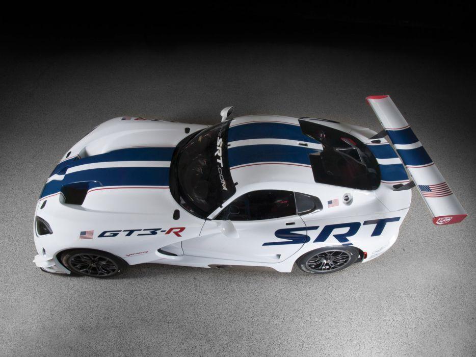 2013 Dodge SRT Viper GT3-R supercar supercars gt3 f wallpaper