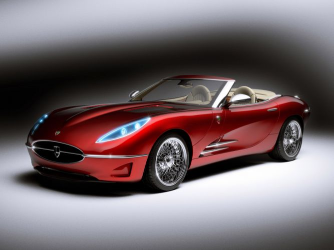 2013 Lyonheart K Convertible supercar supercars wallpaper