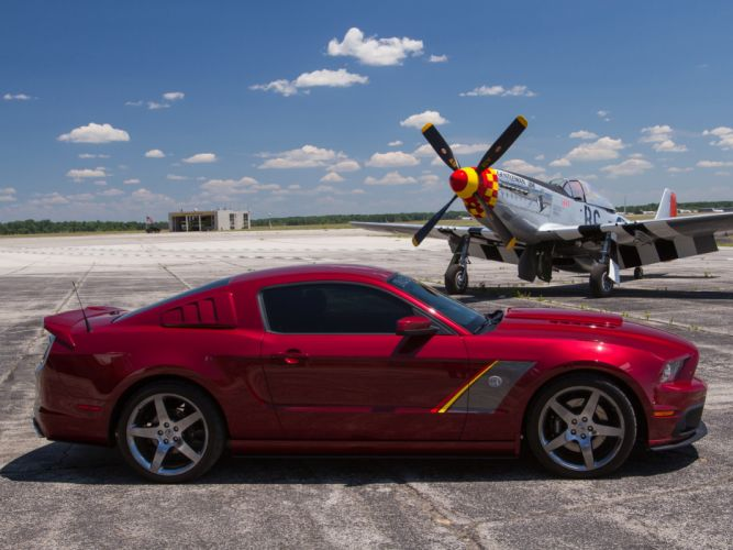 2013 Roush Ford Mustang Stage-3 muscle supercar supercars airplane plane retro military gf wallpaper