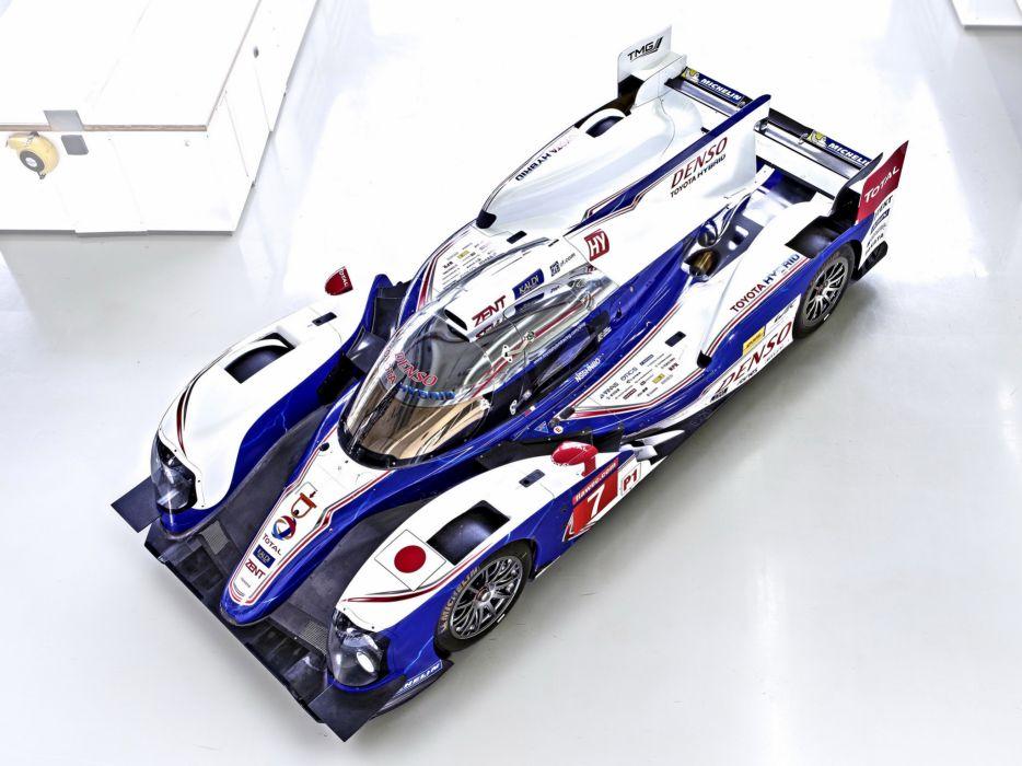 2013 Toyota TS030 Hybrid race racing      f wallpaper