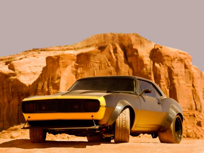 2014 Chevrolet Camaro SS 1967 Bumblebee Transformers muscle hot rod rods s-s wallpaper