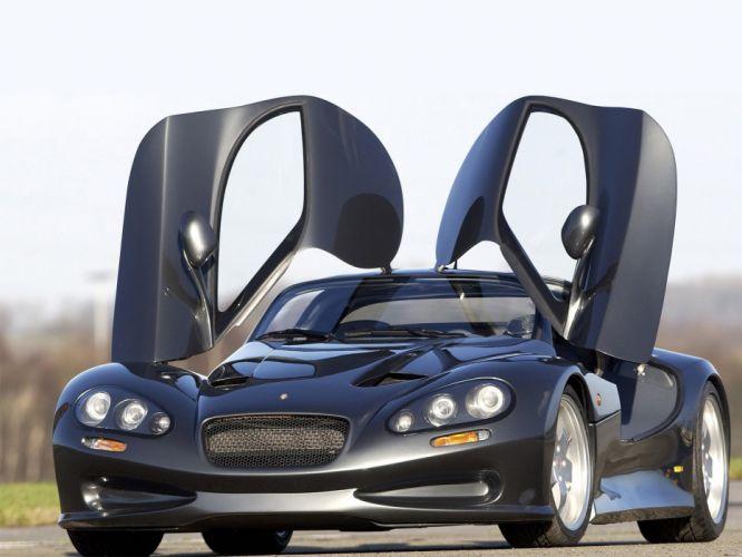 2002 Gillet Vertigo Streiff supercar supercars f wallpaper