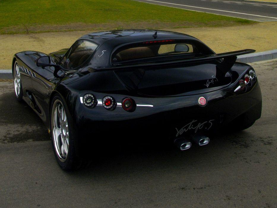 2008 Gillet Vertigo 5 supercar supercars    f wallpaper