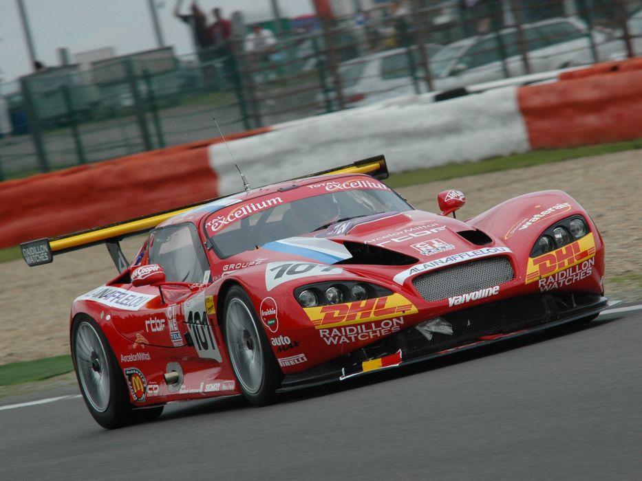 2008 Gillet Vertigo GT2 race racing supercar supercars wallpaper