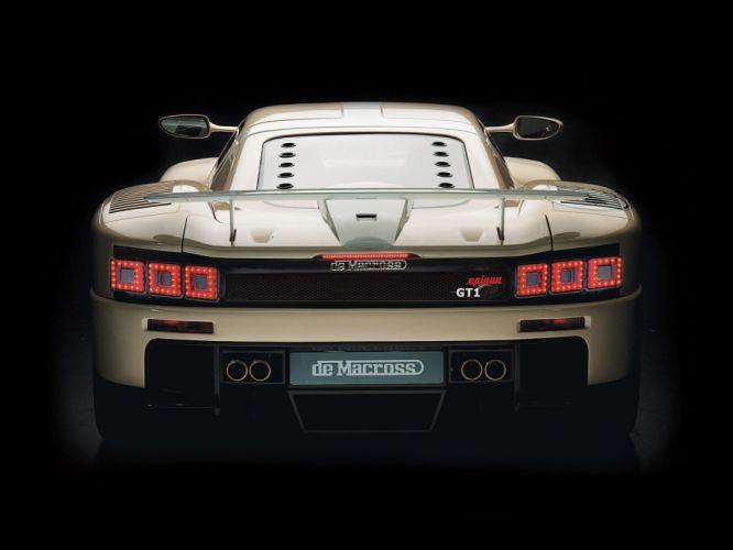 2012 de-Macross GT1 Epique supercar supercars wallpaper