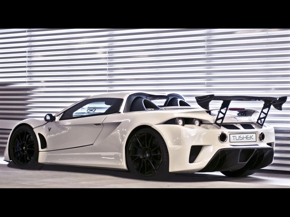2012 Tushek Renovatio T500 supercar supercars  f wallpaper