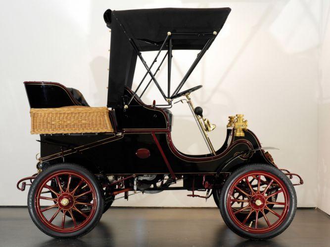 1903 Cadillac Model-A Runabout retro h wallpaper
