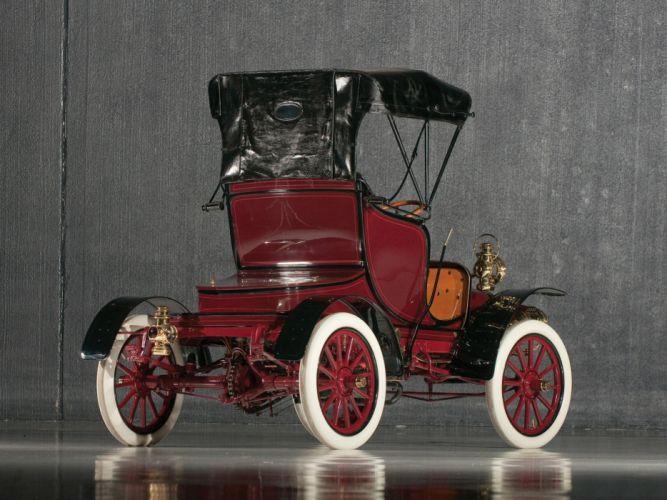 1906 Cadillac Model-K Light Runabout retro h wallpaper