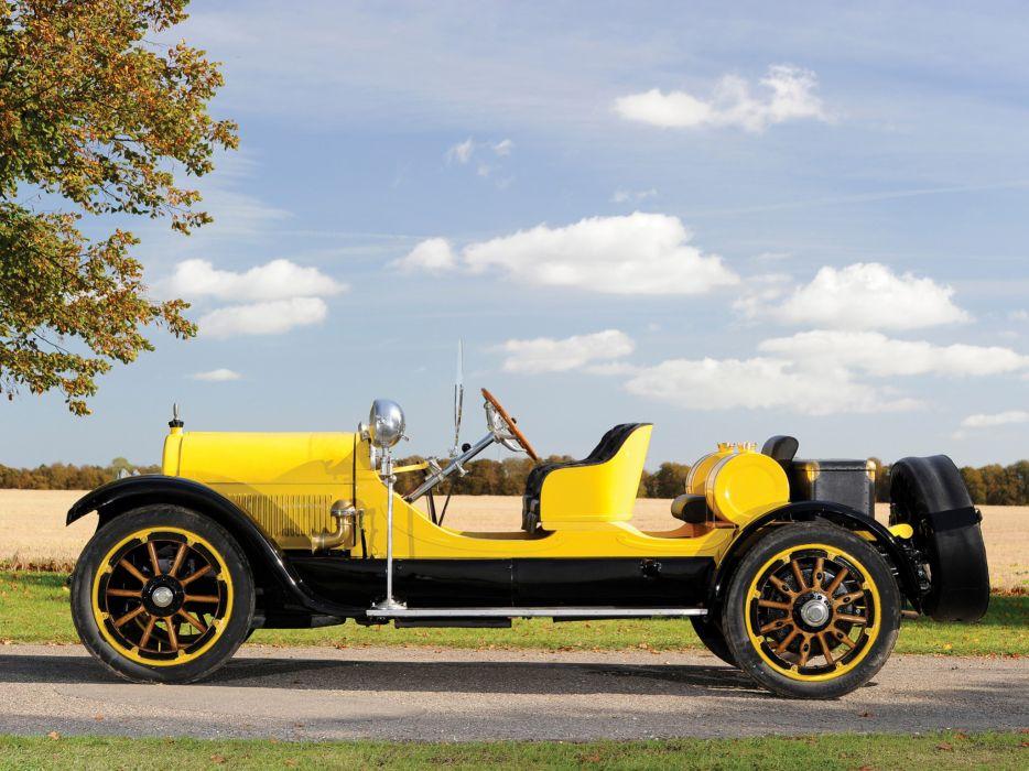 1918 Cadillac Model-57 Raceabout retro race racing      g wallpaper