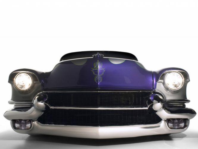 1956 Cadillac Firemaker Custom lowrider retro luxury lowriders hf wallpaper