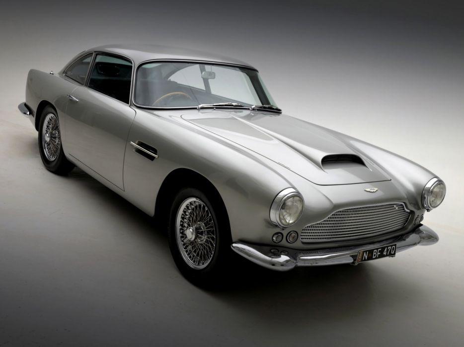 1960 Aston Martin Db4 Series Ii Classic F Wallpaper 2048x1536 107661 Wallpaperup
