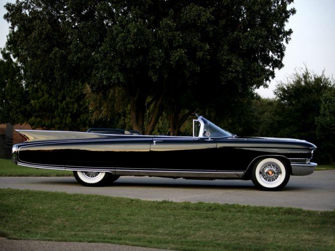 1960 Cadillac Eldorado Biarritz classic luxury convertible gd wallpaper