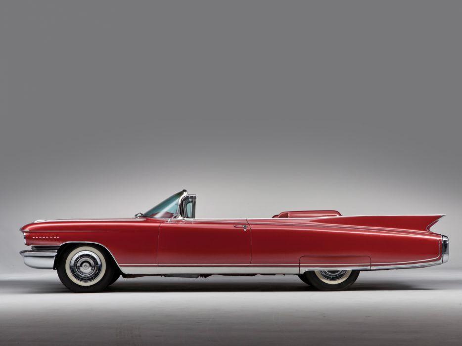 1960 Cadillac Eldorado Biarritz Classic Luxury Convertible Gf