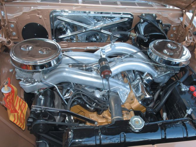 1960 Plymouth Fury Convertible classic engine engines wallpaper