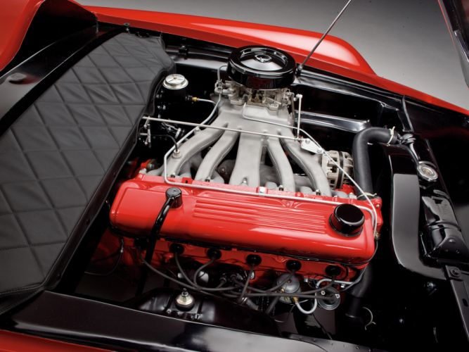 1960 Plymouth XNR Concept muscle classic supercar supercars engine engines g wallpaper